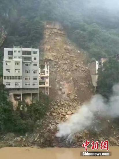 云南地质灾害预警 多地洪水山洪灾害可能性较大