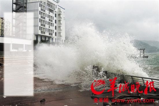 """妮妲""""擦肩""""掠过广州 为何台风会温柔绕开?"""