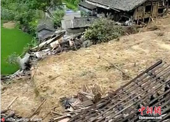 中国气象局:7月降水多 洪涝泥石流灾害偏多偏重