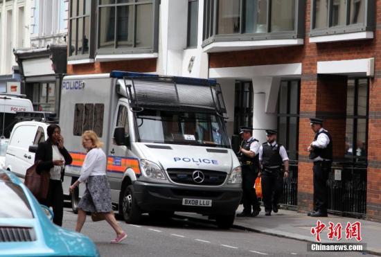 英国城镇持刀犯罪率飙升 曼彻斯