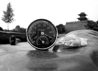 西安8月这么热 近10年来很少见|高温|西安|天气