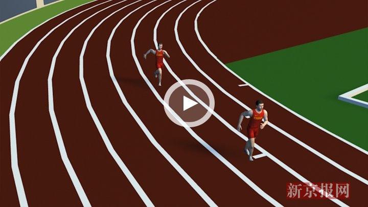 3D:4×100米详解接力棒哪种姿势答案用?高数同济3下册最好传递图片