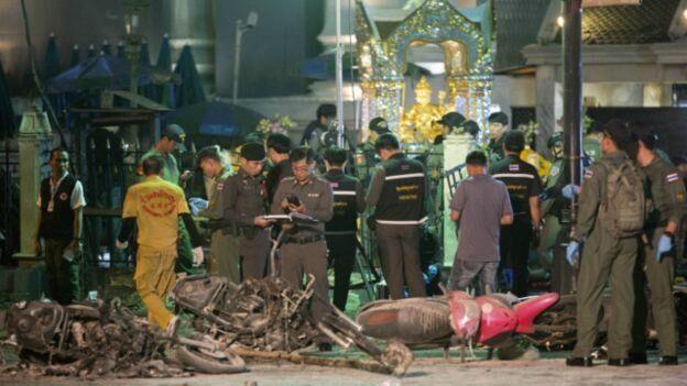 泰国曼谷四面佛爆炸案中国籍嫌犯庭审因难寻翻译而推迟