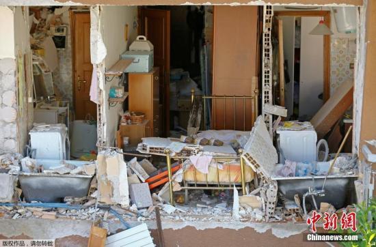 """""""黄金72小时""""已过 意大利地震救灾重点转向善后"""