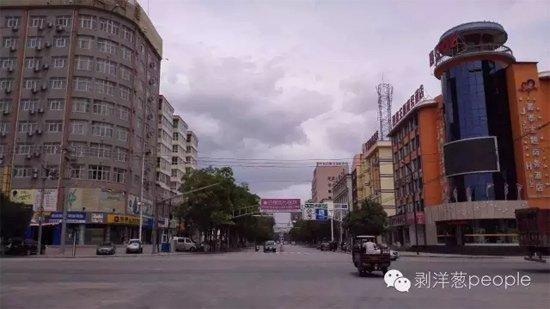 甘肃省白银市水川路。九起凶案中就有两起发生在这条长度仅约200米的路上