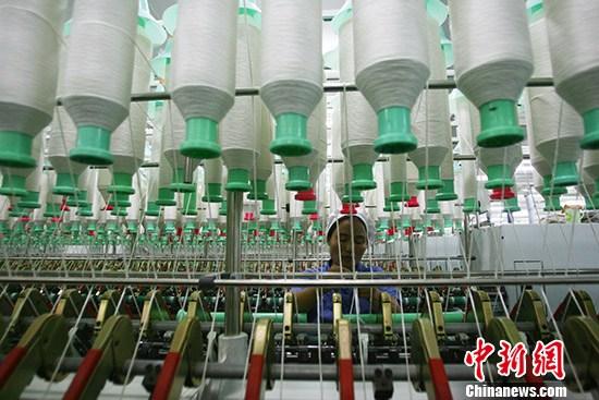 10月中国纺织品服装出口恢复增长