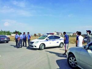 中国驻吉尔吉斯使馆遇袭 爆炸车辆载100千克TNT