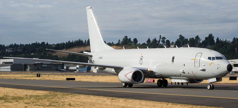 8月初,美国海军授予波音公司一份6080万美元合同
