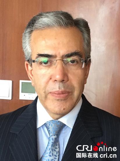 阿��及利���v�A大使艾哈桑・布哈利法