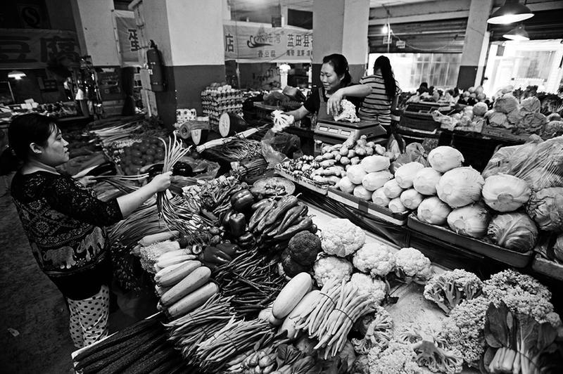 陕西9月菜价涨幅约10% 因季节交替本地菜产量少