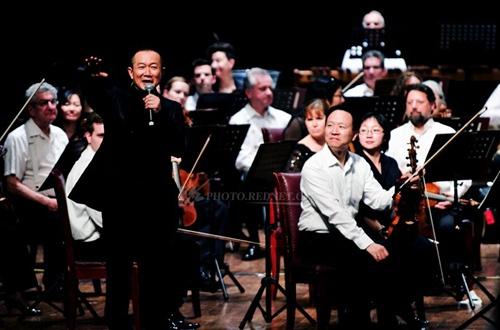 《离骚》,弦乐四重奏《乐队序曲》《风雅颂》《两乐章交响曲》《钢琴