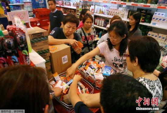 新加坡又发现14起寨卡感染病例 感染者达318人