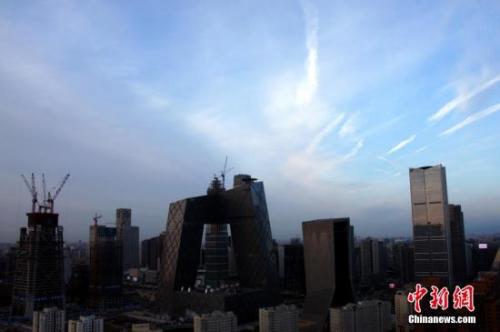 今年前8个月北京PM2.5同比降12.5% 通州等降幅大