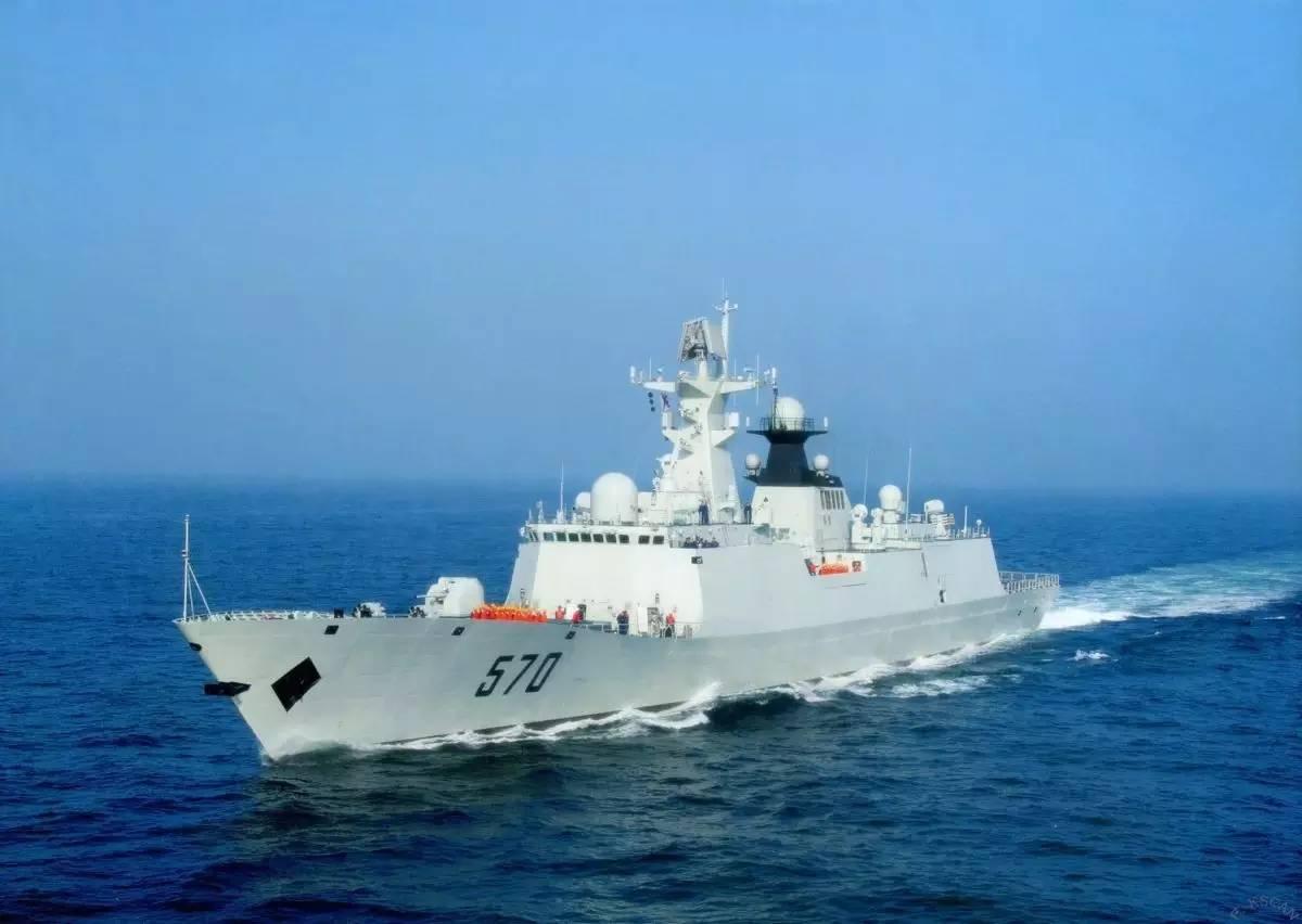 威武 中俄 海上联合 2016 军演明日开启 中方8艘舰船大揭秘