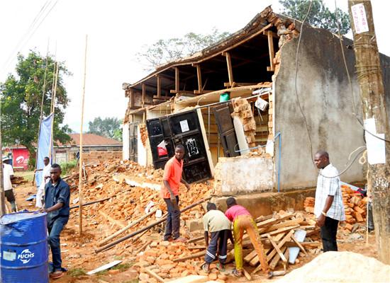 坦桑尼亚西北部地震 造成至少11人死亡