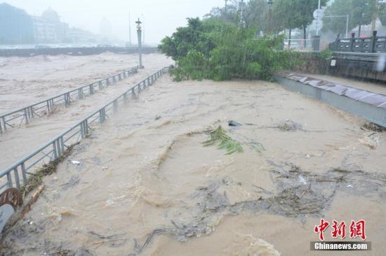台风莫兰蒂致浙江56万人受灾 6人死亡5人失踪