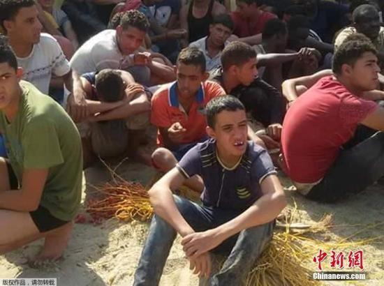难民船埃及沉没:4男子还押候审 被控贩卖人口