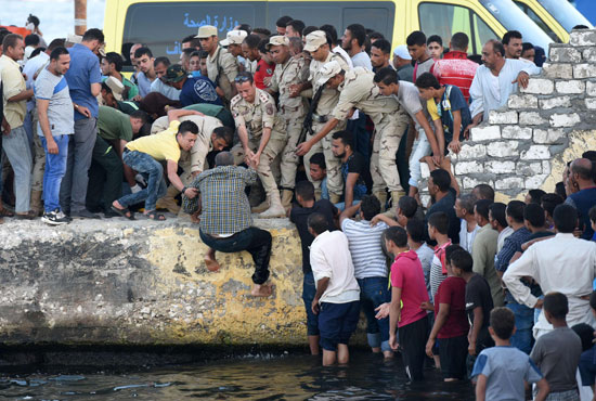 埃及非法移民船只沉没事故已致112人遇难