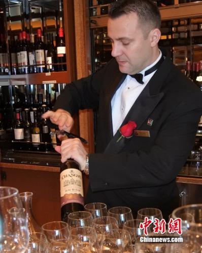 张裕葡萄酒品牌价值_张裕入选全球十大香槟酒和葡萄酒品牌行业