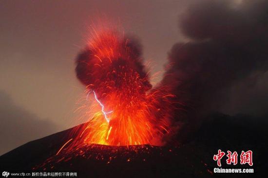 日本沿岸的超级火山有多危险?看看地质学家的预测