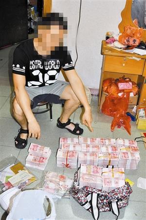 广东警方打掉一批地下钱庄 涉案金额2300余亿元