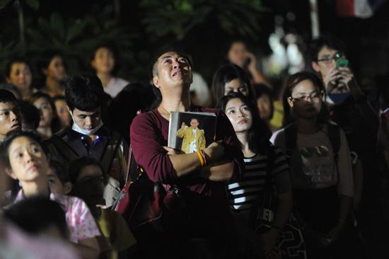 泰国国王普密蓬去世