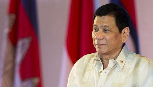 菲律宾总统杜特尔特(资料图)