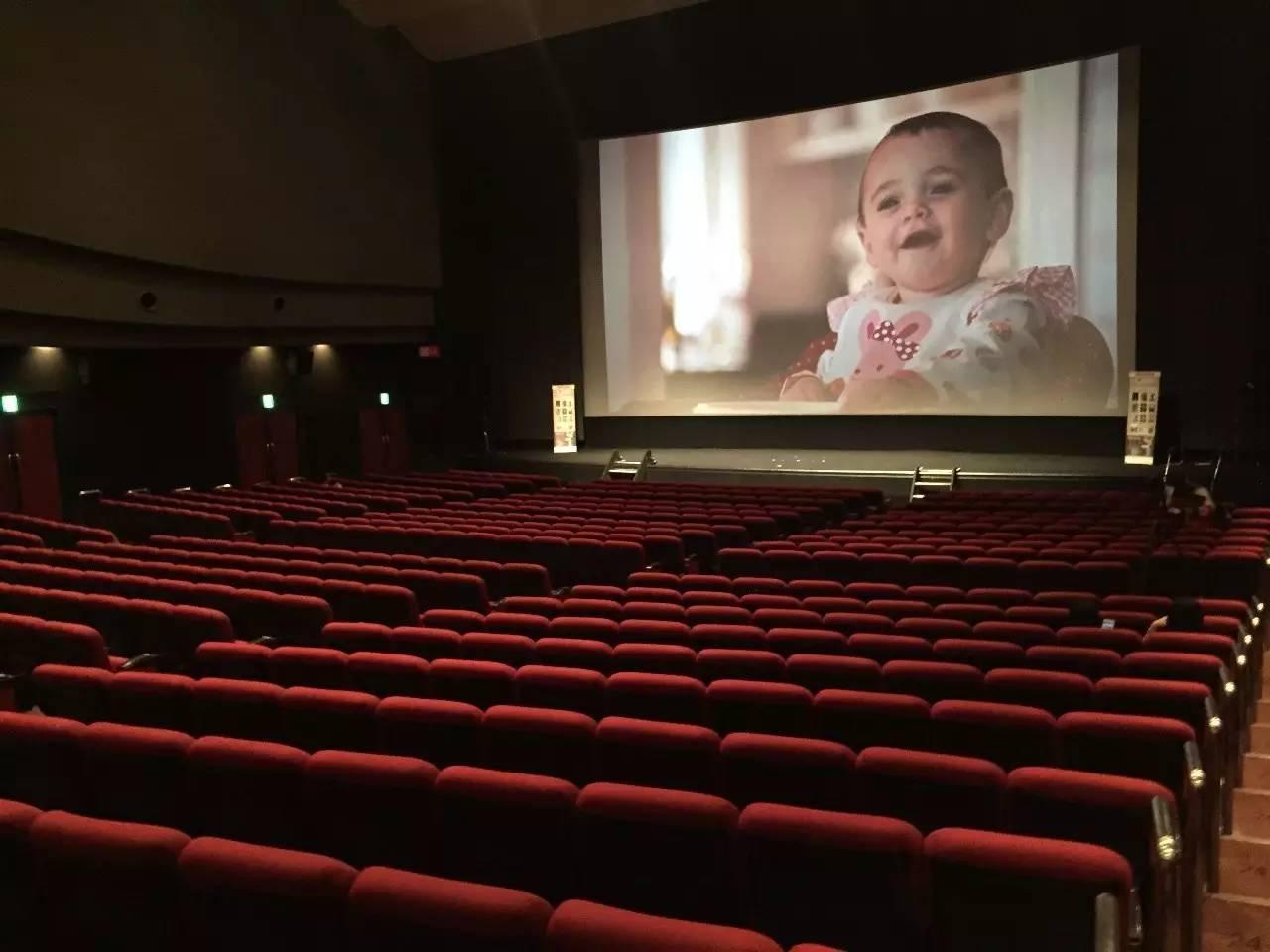 金鹤奖颁奖现场设在TOHO CINEMAS日劇第一放映厅
