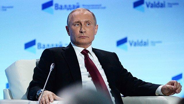 """特朗普被传是莫斯科""""宠儿"""" 普京:一派胡言"""