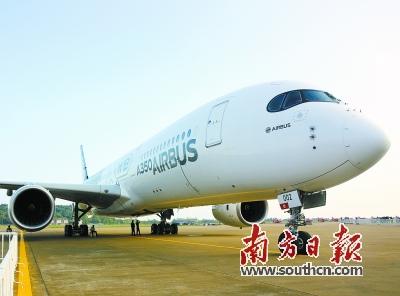 原标题:中国航展开幕在即:运-20震撼试飞