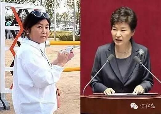 闺蜜之父:朴槿惠和我是精神世界的夫妻