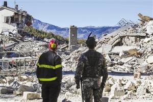 意大利6.5级地震
