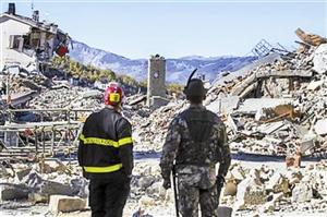意大利发生6.5级地震