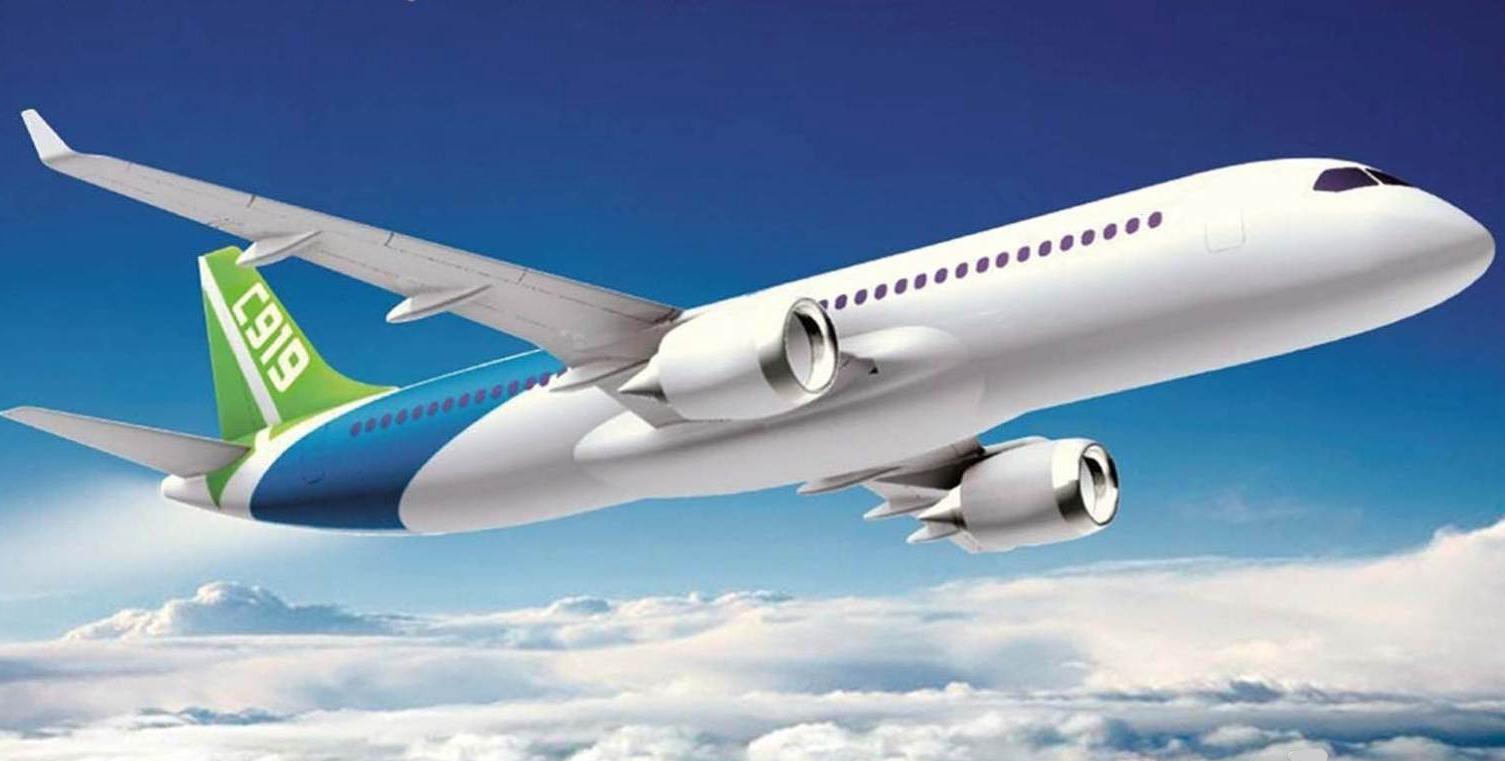 美媒关注中国C919客机 欲打破波音空客双头垄断