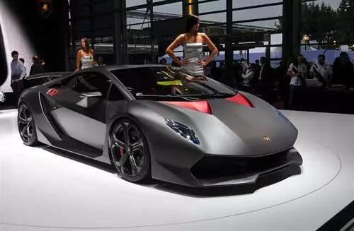 全球最贵十大豪车排行 劳斯莱斯才排第八