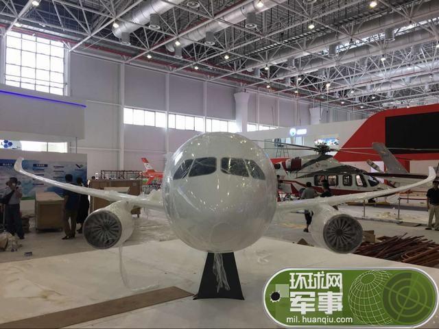 飞机总装将在上海完成
