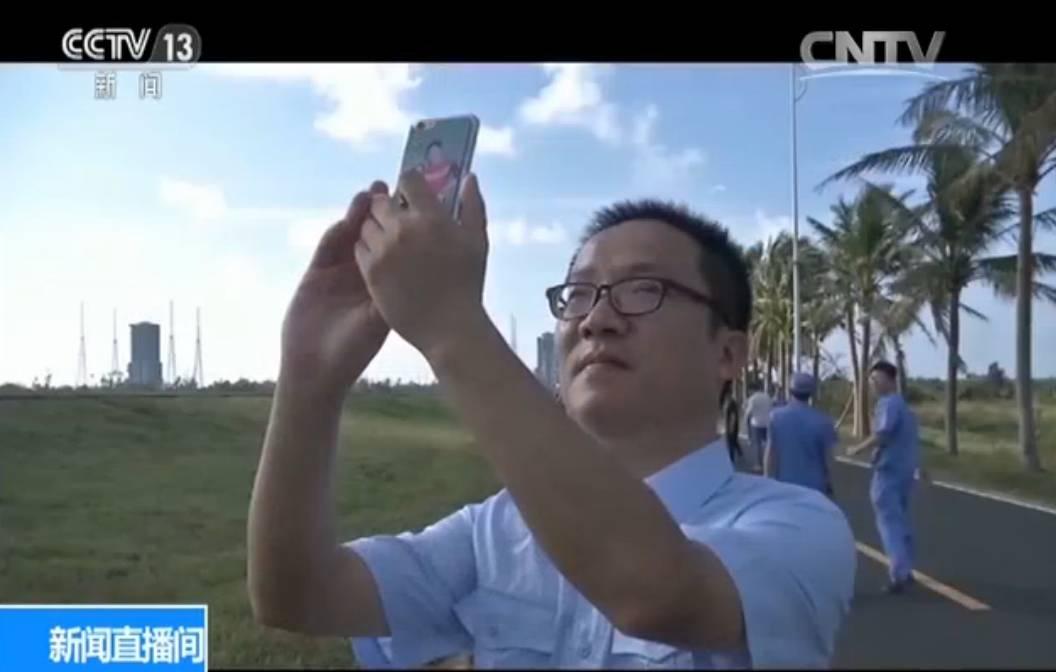 △中国文昌航天发射场工程建设指挥部工程师:周湘虎