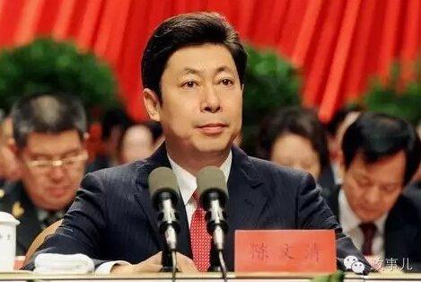 陈文清履新国家安全部 成国务院第2位60后部长