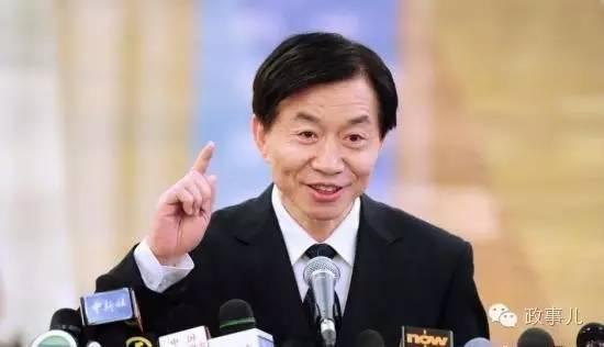 黄树贤任民政部部长 曾是全国最年轻县委书记