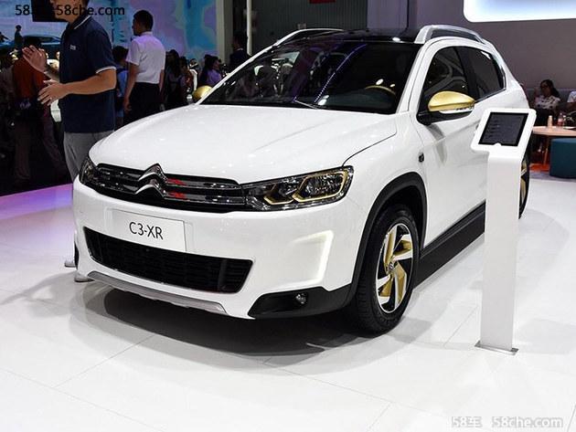 曝雪铁龙C3-XR 1.2T配置 11月11日上市