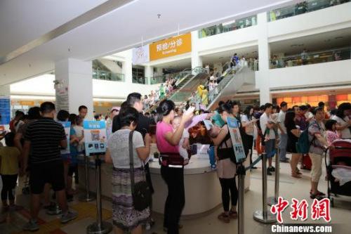 资料图:广州市妇女儿童医疗中心 易灵敏 摄