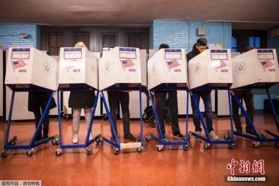 美国加州一投票站附近发生枪击事件 2人受伤
