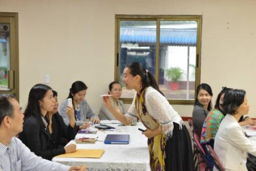 讲课老师尽心领导巴拿马汉文老师