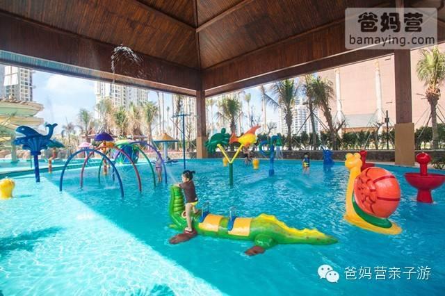 三亚红树林椰林酒店,酒店和水乐园同在三亚湾红树林