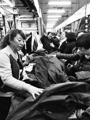 北京天兰天尾货市场明年迁至燕郊