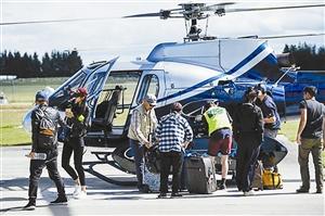 125名被困中国游客 撤离新西兰地震灾区