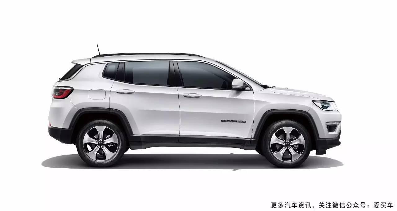 全新Jeep指南者亚洲首秀,预售价17万元起高清图片