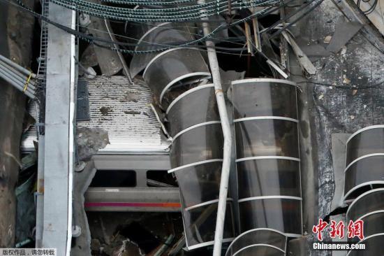 美新泽西州列车脱轨调查结果:工程师患病导致