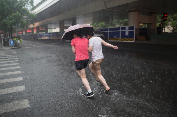 申城未来七天都是雨!下周三冷空气来袭今15-17度