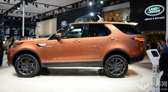 《牛仔看车展》不得不看的SUV首秀  新一代路虎发现猫虎难辨?